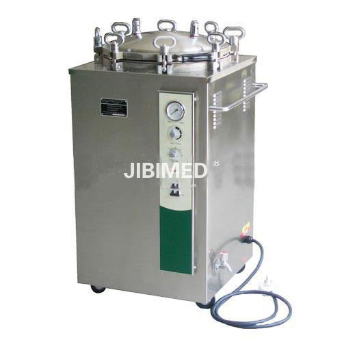 Vertical Autoclave,Over Pressure Auto-protection,Vertical