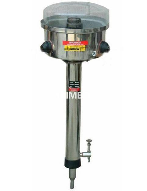Water Distillation Equipment ~ Wall mounted water distillation apparatus condense pipe
